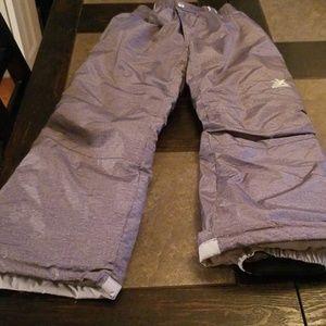 Zeroposur snow pants youth